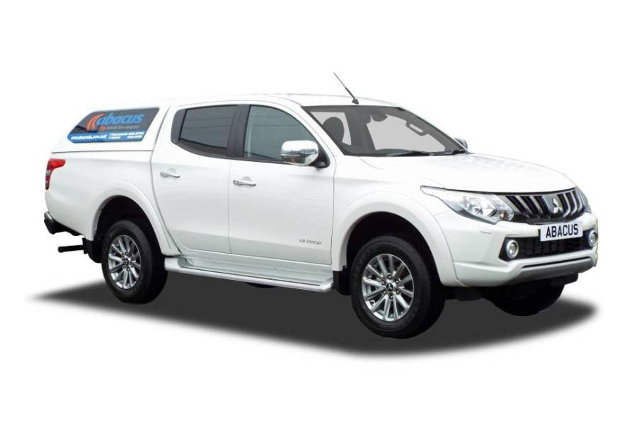 5 Seater 4x4 Pick-Up for hire from Abacus Vehicle Hire