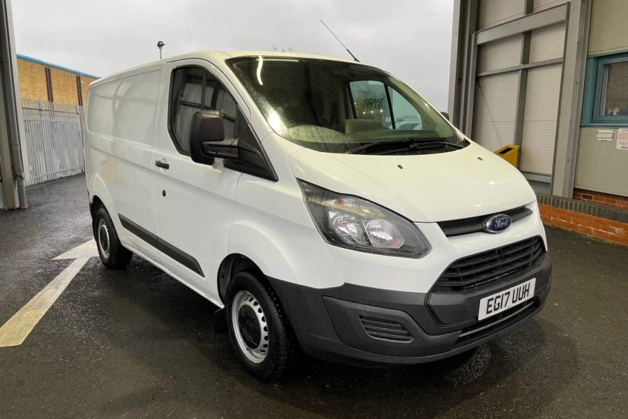 Ford Transit Custom for sale from Abacus Vehicle Hire