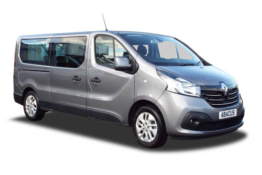 9 Seater MPV 9 Seat LWB Manual from Abacus Vehicle Hire