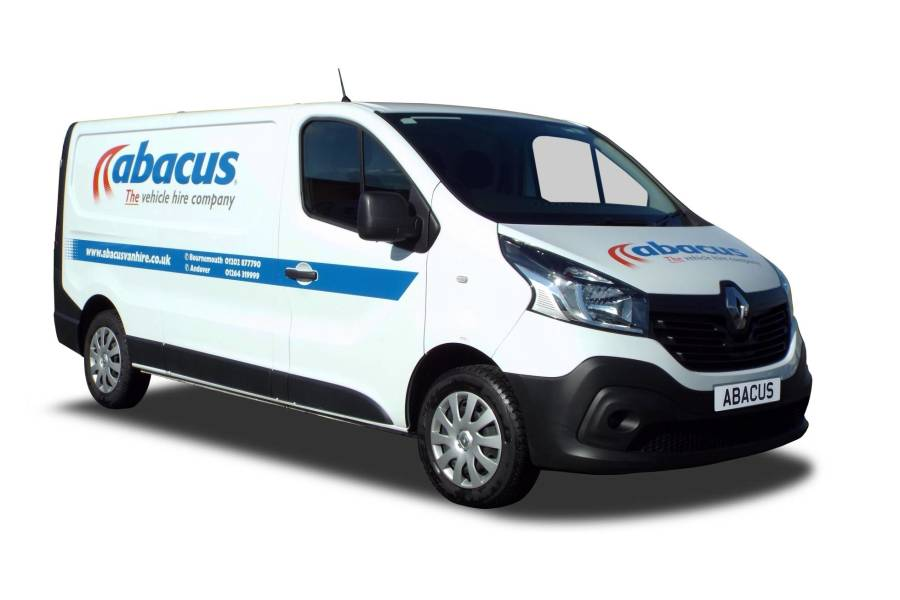 SWB Standard 18 cwt from Abacus Vehicle Hire
