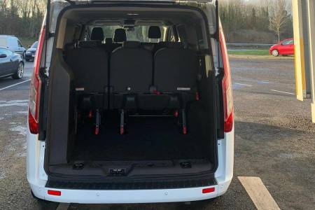 Ford Tourneo Custom from Abacus Vehicle Hire